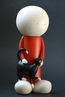 The Somebody Loves You Print by the contemporary artist Doug Hyde